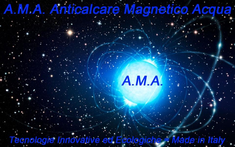 ~≈ A.M.A. Anticalcare Magnetico Acqua ≈